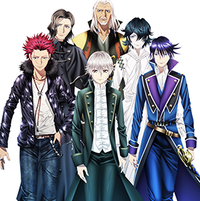 """K: Seven Stories"" Theatrical Anime To Start Next Summer"