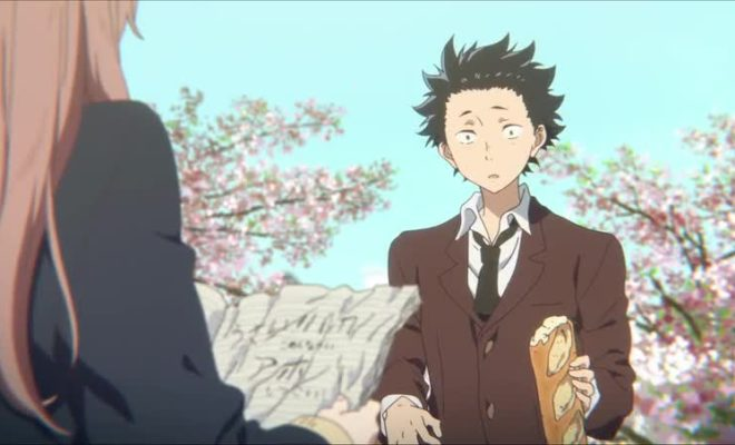 Koe no Katachi Ep. 1 is now available in OS.