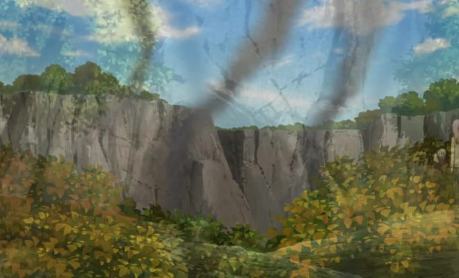 Natsume Yuujinchou Roku Ep. 7 is now available in OS.