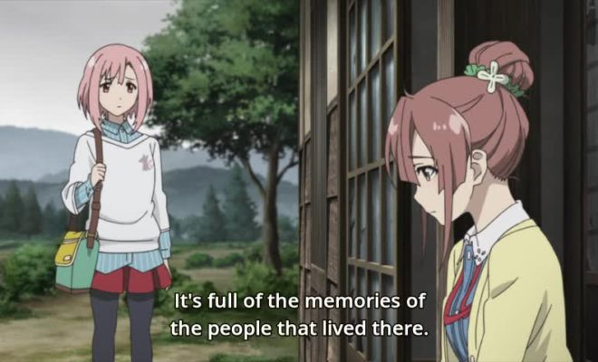 Sakura Quest Ep. 7 is now available in OS.