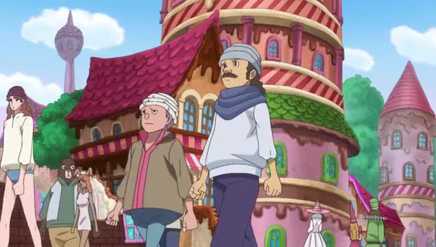 One Piece Ep. 787 is now available in OS.