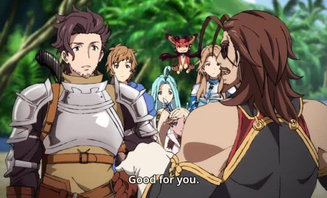 Granblue Fantasy Ep. 9 is now available in OS.