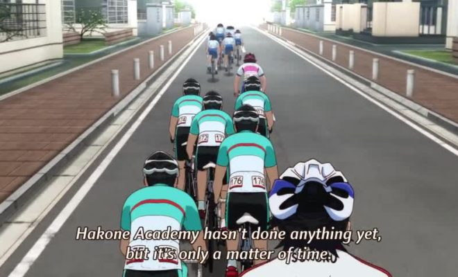 Yowamushi Pedal: New Generation Ep. 22 is now available in OS.
