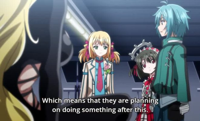 Clockwork Planet Ep. 9 is now available in OS.