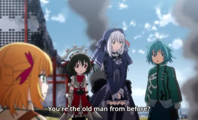 Clockwork Planet Ep. 11 is now available in OS.