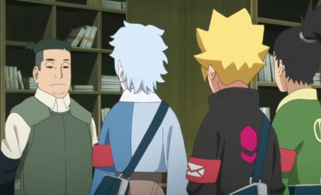 Boruto: Naruto Next Generations Ep. 11 is now available in OS.