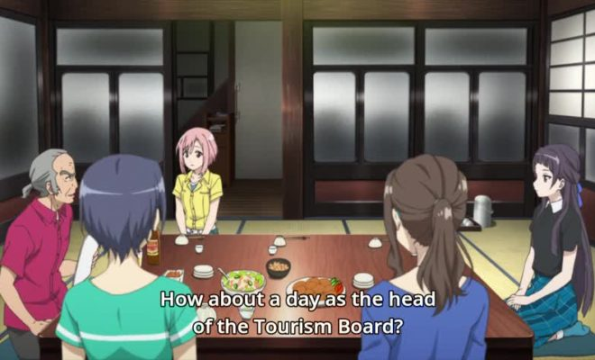 Sakura Quest Ep. 10 is now available in OS.