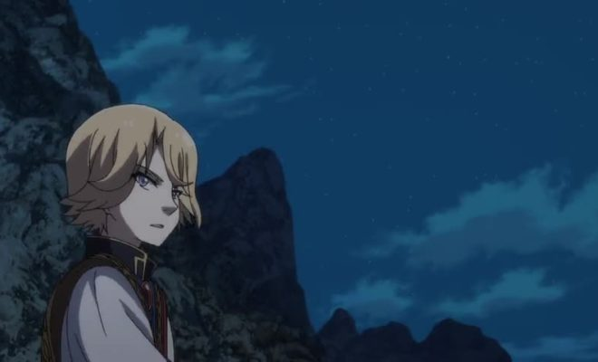 Shoukoku no Altair Ep. 4 is now available in OS.