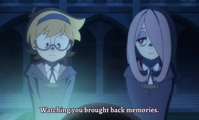 Little Witch Academia (TV) Ep. 13 is now available in OS.