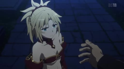 Fate/Apocrypha Ep. 2 is now available in OS.