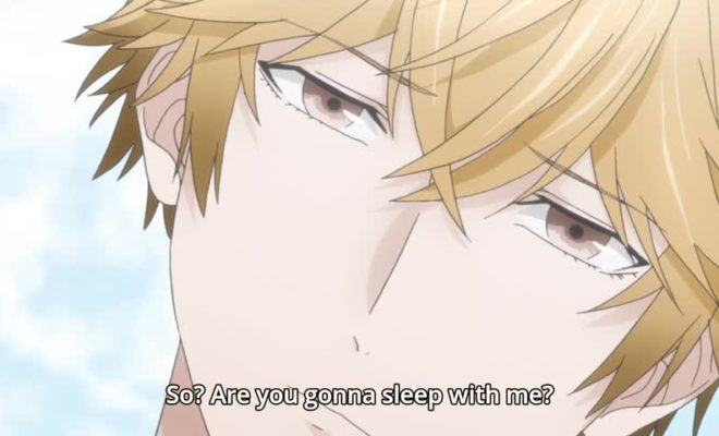 Hitorijime My Hero Ep. 3 is now available in OS.