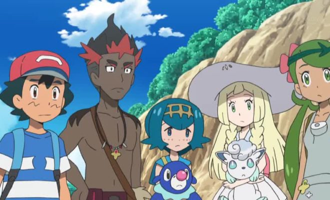 Pokemon Sun & Moon Ep. 26 is now available in OS.