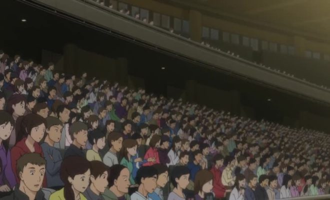 Ballroom e Youkoso Ep. 4 is now available in OS.
