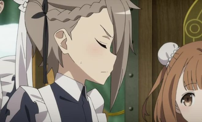 Princess Principal Ep. 5 is now available in OS.