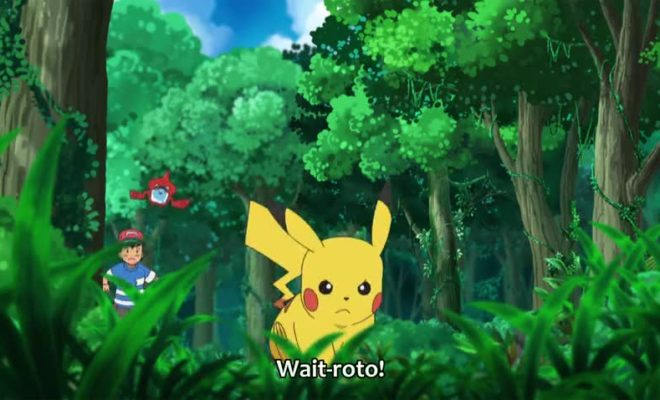 Pokemon Sun & Moon Ep. 29 is now available in OS.