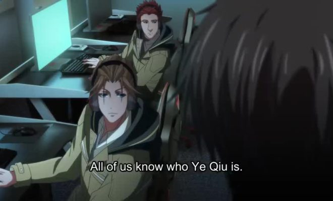 Quan Zhi Gao Shou Ep. 8 is now available in OS.