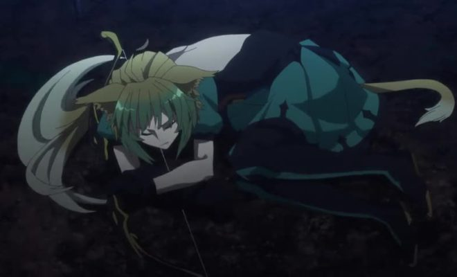 Fate/Apocrypha Ep. 9 is now available in OS.