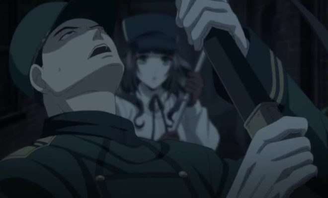 Code:Realize: Sousei no Himegimi Ep. 5 is now available in OS.