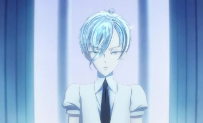 Houseki no Kuni (TV) Ep. 7 is now available in OS.