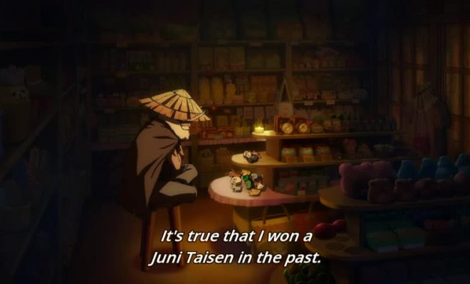 Juuni Taisen Ep. 5 is now available in OS.