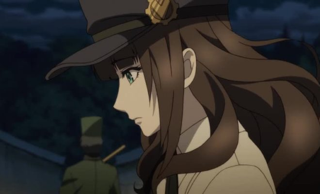 Code:Realize: Sousei no Himegimi Ep. 9 is now available in OS.