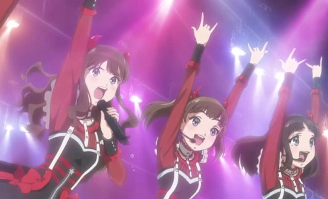 Wake Up, Girls! Shin Shou Ep. 5 is now available in OS.