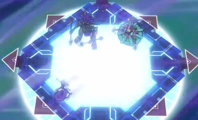 Yu☆Gi☆Oh! VRAINS Ep. 31 is now available in OS.
