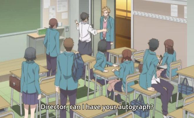 Itsudatte Bokura no Koi wa 10 Centi Datta. Ep. 4 is now available in OS.