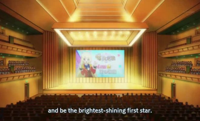 Aikatsu Stars! Ep. 49 is now available in OS.