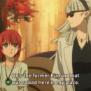 Mahoutsukai no Yome Ep. 15 is now available in OS.