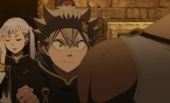 Black Clover (TV) Ep. 14 is now available in OS.