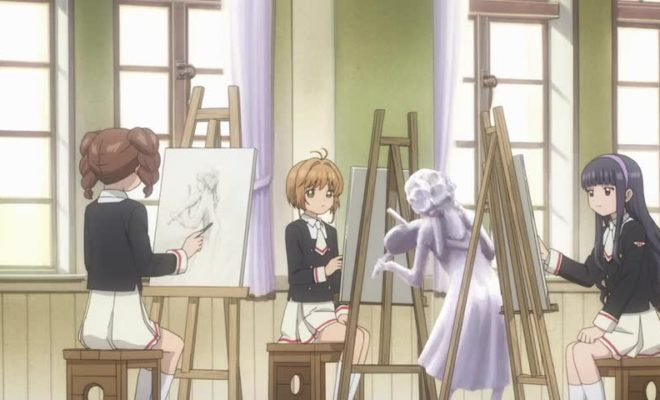 Cardcaptor Sakura: Clear Card-hen Ep. 2 is now available in OS.