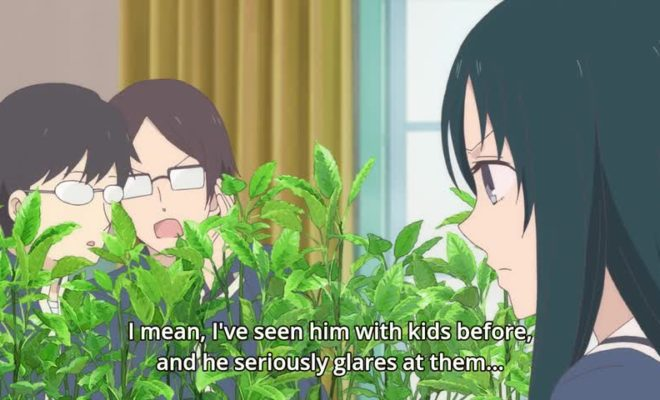 Gakuen Babysitters Ep. 3 is now available in OS.