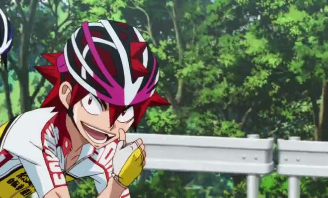 Yowamushi Pedal: Glory Line Ep. 2 is now available in OS.