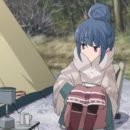 Yuru Camp△ Ep. 1 is now available in OS.