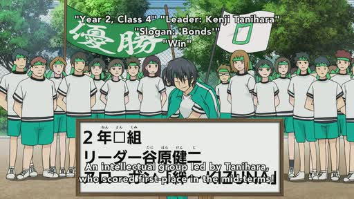 Saiki Kusuo no Ψ Nan (TV) Ep. 5 is now available in OS.