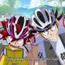 Yowamushi Pedal: Glory Line Ep. 4 is now available in OS.