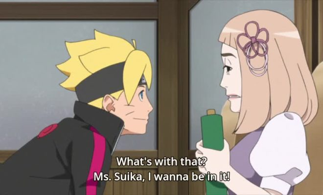 Boruto: Naruto Next Generations Ep. 48 is now available in OS.