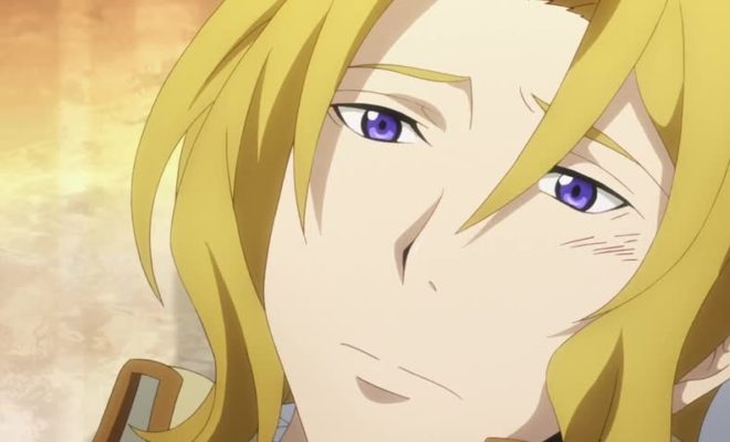 Grancrest Senki Ep. 8 is now available in OS.
