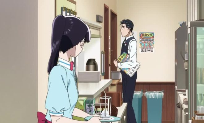 Koi wa Ameagari no You ni Ep. 8 is now available in OS.