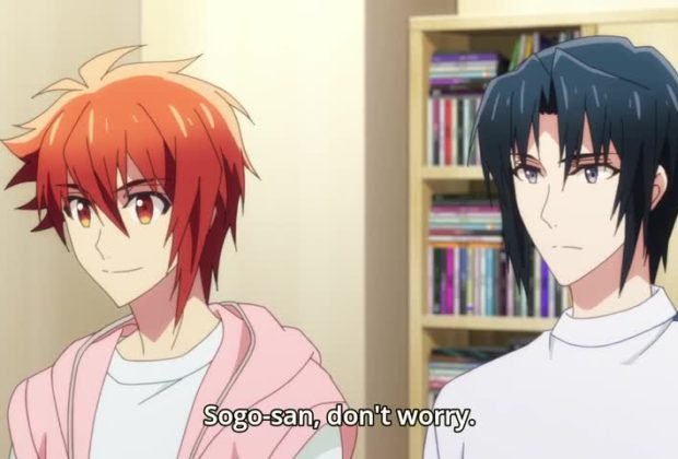 IDOLiSH7 Ep. 13 is now available in OS.