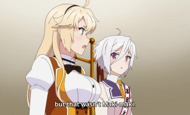 Toji no Miko Ep. 16 is now available in OS.