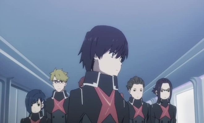 Darling in the FranXX Ep. 12 is now available in OS.