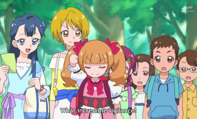 Hug tto! Precure Ep. 9 is now available in OS.