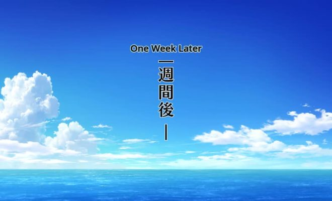 Amanchu! Advance Ep. 2 is now available in OS.