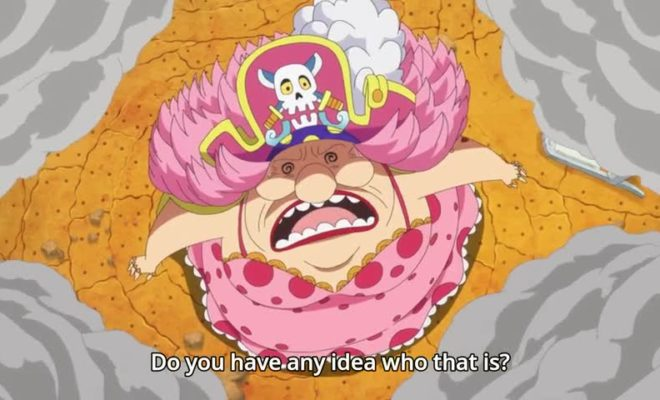One Piece Ep. 834 is now available in OS.