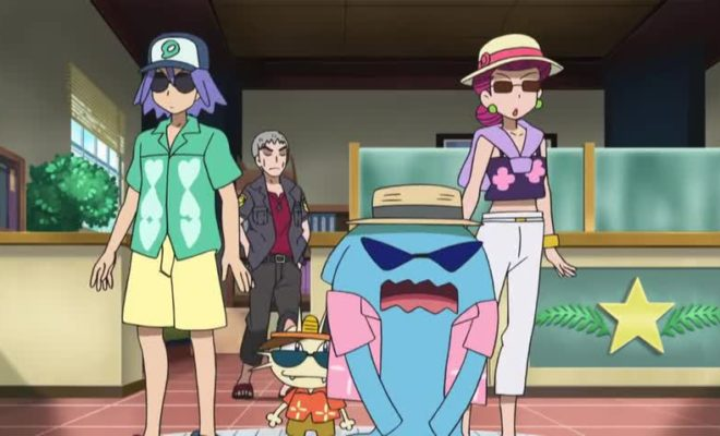 Pokemon Sun & Moon Ep. 73 is now available in OS.