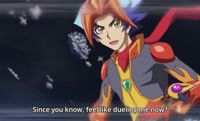 Yu☆Gi☆Oh! VRAINS Ep. 51 is now available in OS.
