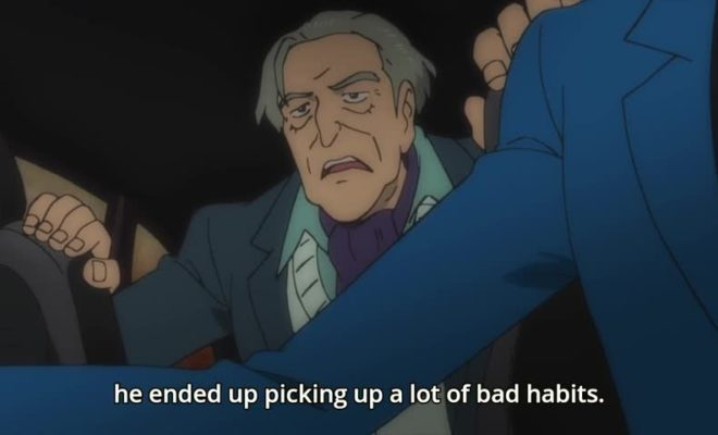 Lupin III: Part V Ep. 8 is now available in OS.