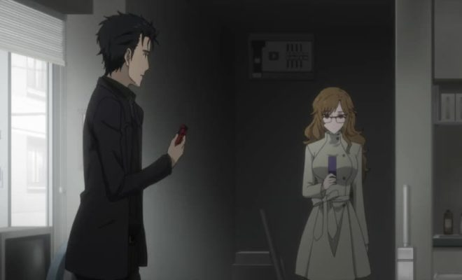 Steins;Gate 0 Ep. 9 is now available in OS.